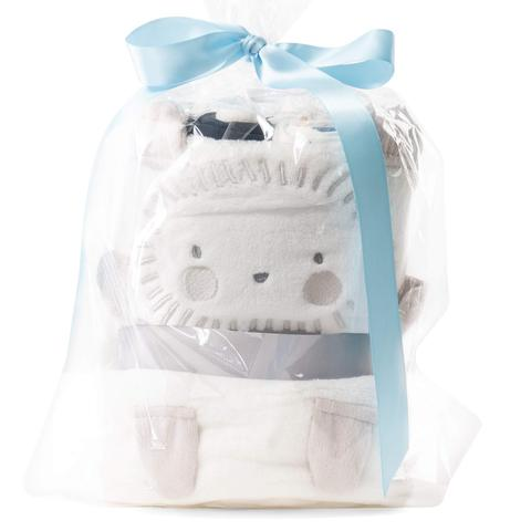 Plush Travel Blanket Onsie Gift Set
